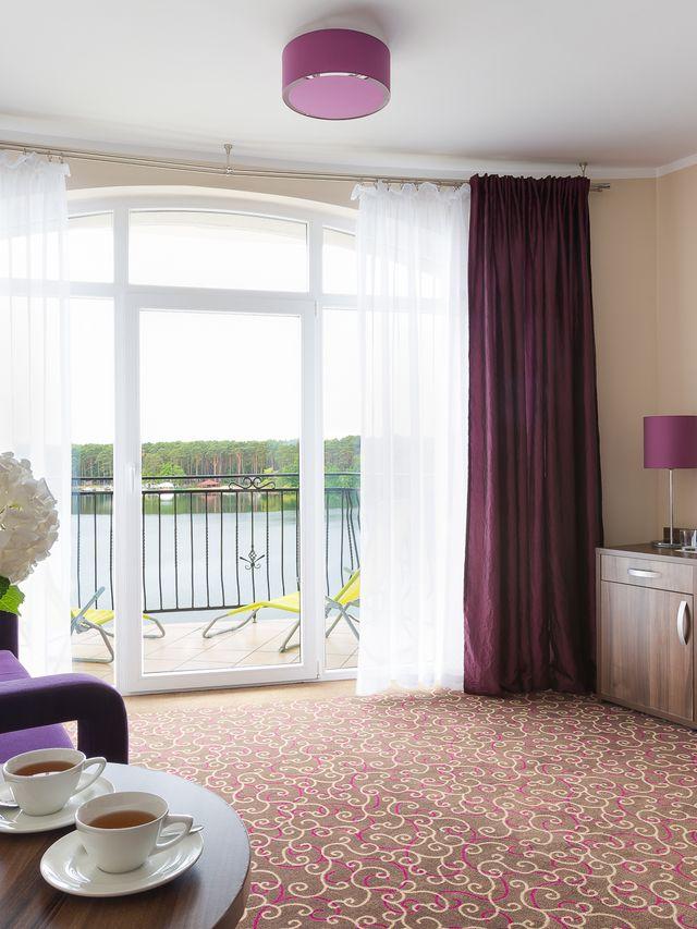 Pokoje z dwoma łóżkami