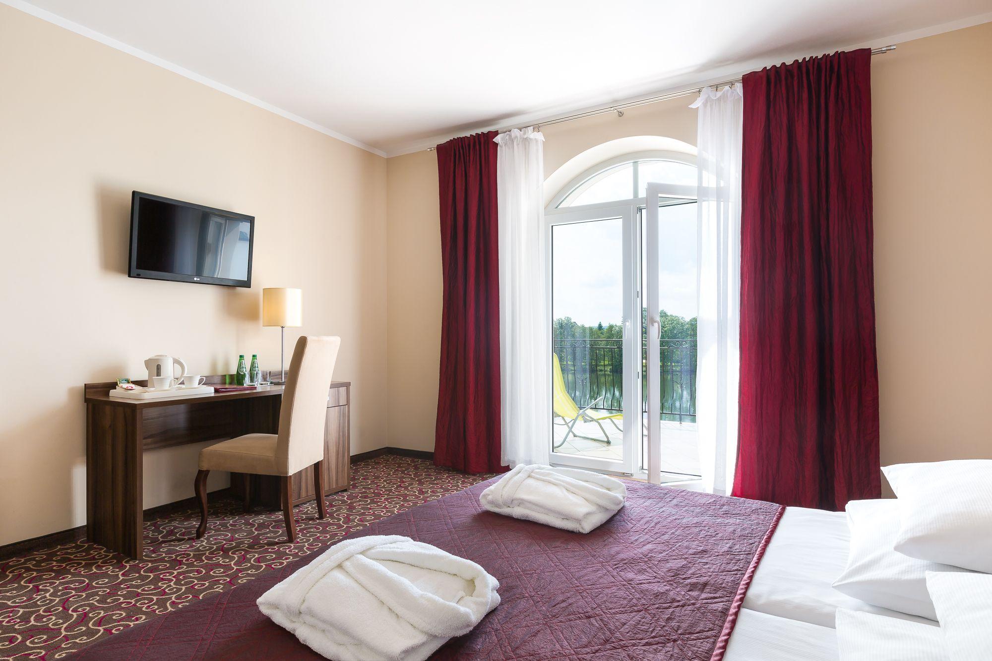 Rodzinne pokoje typu Suite i Junior suite