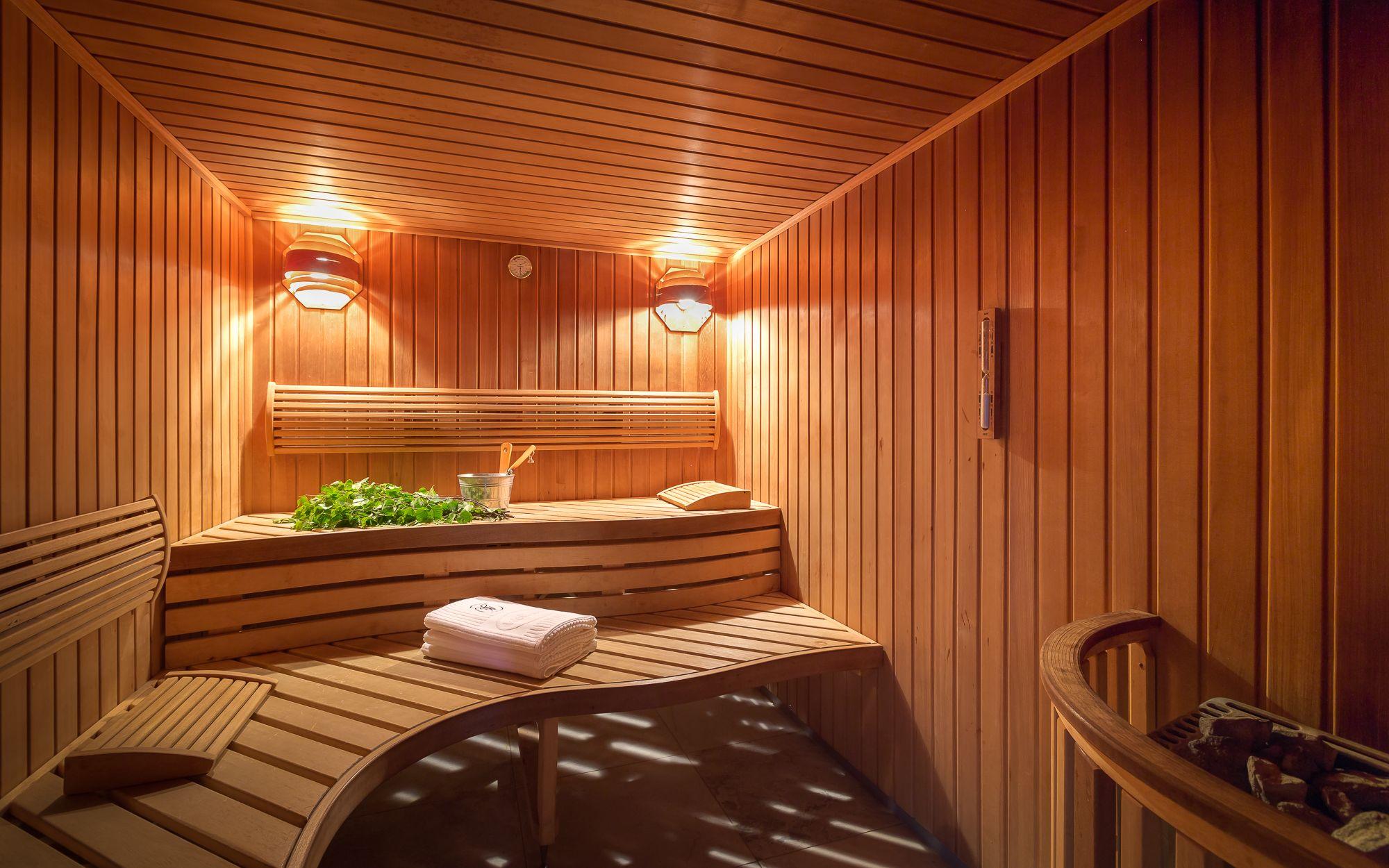 Sauna sucha, parowa i IR